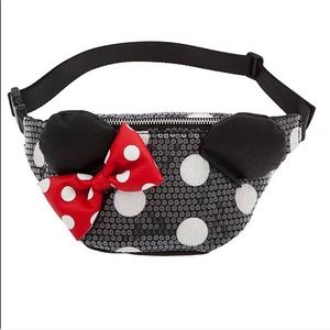Loungefly x Minnie Mouse Fanny Pack